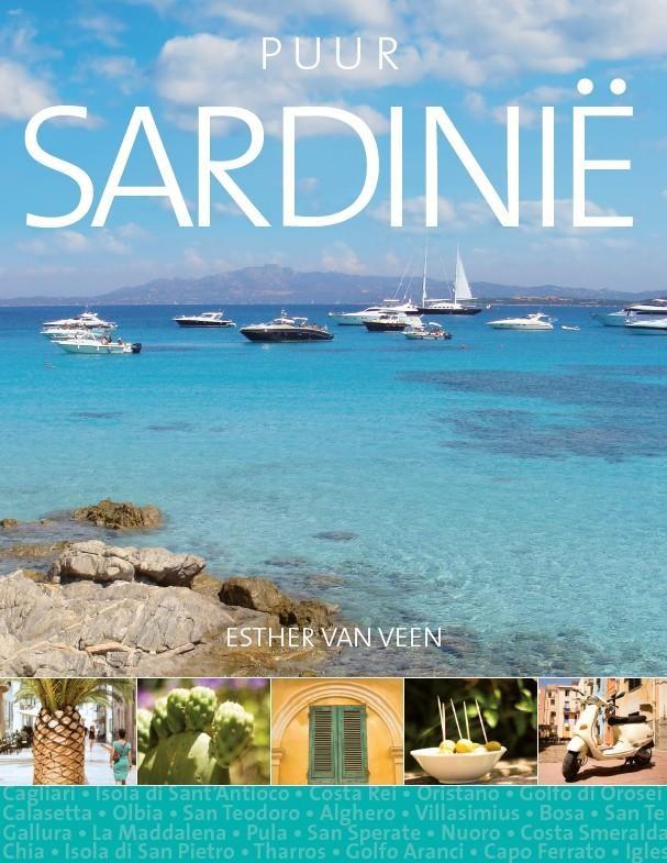 Reisgids Puur Sardinie | Edicola | €22,50