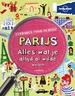 Kinderreisgids Lonely Planet Parijs | Lannoo