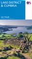 Fietskaart 03 Tour Map Lake District & Cumbria | Ordnance Survey
