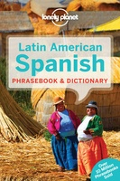 Woordenboek Taalgids Latin American Spanish phrasebook | Lonely Planet