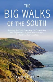 Wandelgids Big Walks of the South | Summersdale
