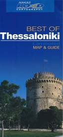 Stadsplattegrond Best Trips Best of Thessaloniki | Road Editions