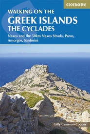Wandelgids Walking on the Greek Islands | Cicerone