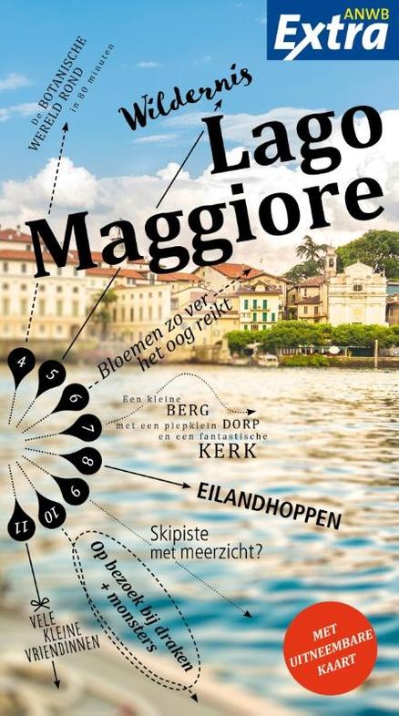 Reisgids ANWB extra Lago Maggiore   ANWB Media   €12,99