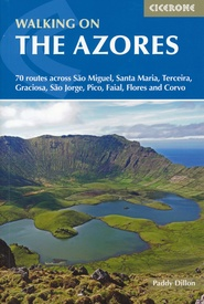 Wandelgids Walking on the Azores - Azoren | Cicerone