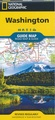 Wegenkaart - landkaart Guide Map Washington | National Geographic