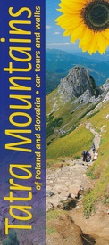 Wandelgids Landscapes of the Tatra Mountains (Polen en Slowakije) | Sunflower books
