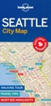 Stadsplattegrond City map Seattle | Lonely Planet