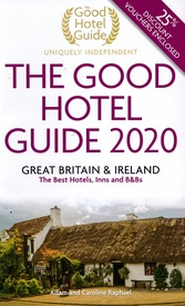 Accommodatiegids - Bed and Breakfast Gids The Good Hotel Guide Great Britain & Ireland 2020 | Good hotel guide