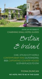 Accommodatiegids Charming Small Hotel guide Britain and Ireland | Duncan