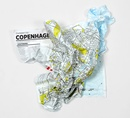 Stadsplattegrond Crumpled City Maps Paris - Parijs | Palomar
