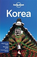 Reisgids Lonely Planet Korea | Lonely Planet