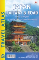 Japan - railway and roadatlas