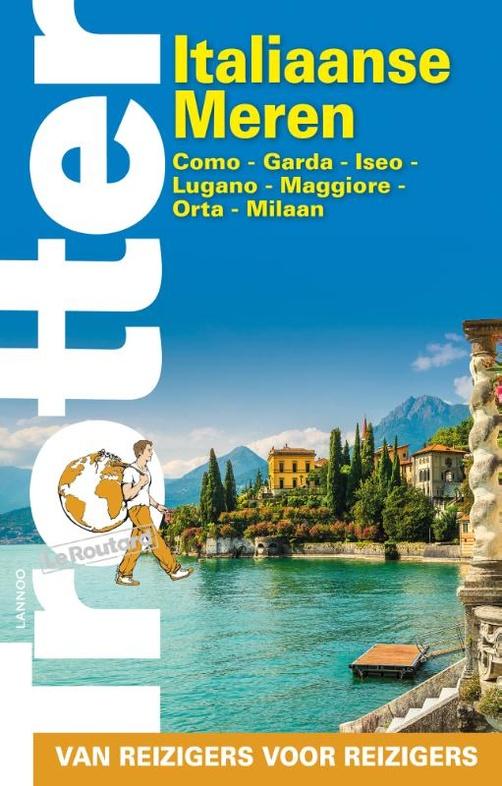 Reisgids Trotter Italiaanse Meren   Lannoo   €19,95