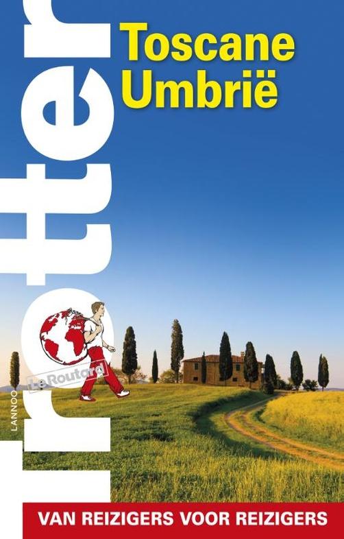 Reisgids Trotter Toscane Umbrië   Lannoo   €25,99