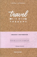 Notebook Travel is my Therapy