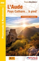 L'Aude Pays Cathare... à pied
