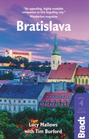 Reisgids City guides Bratislava | Bradt Travel Guides