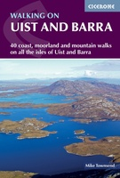 Walking on Uist and Barra - Schotland