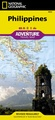 Wegenkaart - landkaart 3022 Adventure Map Philippines - Filipijnen | National Geographic