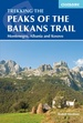 Wandelgids Trekking the Peaks of the Balkans Trail | Cicerone