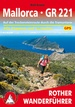 Wandelgids Mallorca - GR 221 | Rother