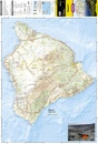 Wegenkaart - landkaart 3111 Adventure Map Hawaii | National Geographic