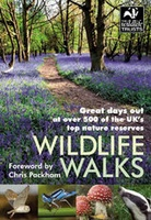 Wandelgids  Wildlife Walks Great days out at over 500 of the UK's top nature reserves - Engeland | AC Black