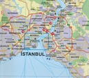 Stadsplattegrond Fleximap Istanbul | Insight Guides