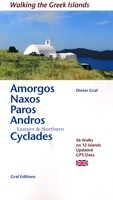 Amorgos, Naxos, Paro, Andros & eastern and northern Cycladen