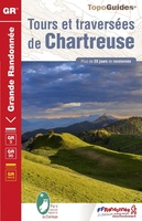 GR9 Tours et Traversees de Chartreuse - Chambery tot Grenoble