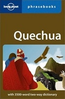 Woordenboek Taalgids Quechua phrasebook | Lonely Planet