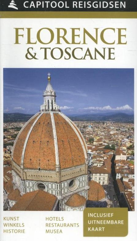 Reisgids Capitool Florence en Toscane   Unieboek