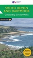 Wandelgids 1 Pathfinder Guides South Devon & Dartmoor | Ordnance Survey