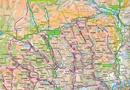 Wegenkaart - landkaart 7 OS Road Map South West England & South Wales | Ordnance Survey