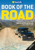 Book of the Road South Africa - Zuid Afrika