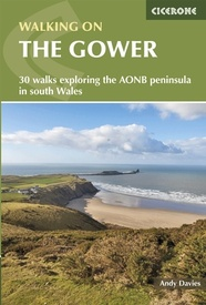 Wandelgids Walking on the Gower | Cicerone