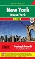 Stadsplattegrond City Pocket New York | Freytag & Berndt