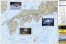 Wegenkaart - landkaart 3023 Adventure Map Japan | National Geographic