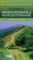 Wandelgids 50 Walks in  Herefordshire & Worcestershire | AA