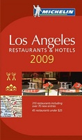 Hotel en Restaurantgids Los Angeles 2009 | Michelin rode gids