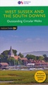 Wandelgids 66 Pathfinder Guides West Sussex and the South Downs | Ordnance Survey