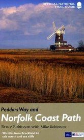 Wandelgids Peddars Way and Norfolk Coast Path | Aurum Press