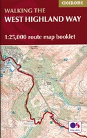 West Highland Way Map Booklet - Kaartenset