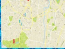 Stadsplattegrond City map Singapore | Lonely Planet