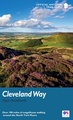 Wandelgids Cleveland Way | Aurum Press