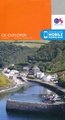 Wandelkaart - Topografische kaart 215 Explorer  Newtown, Machynlleth  | Ordnance Survey