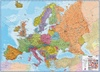 Magneetbord wandkaart Europa - Europe, HUGE 170 x 124 cm| Maps International