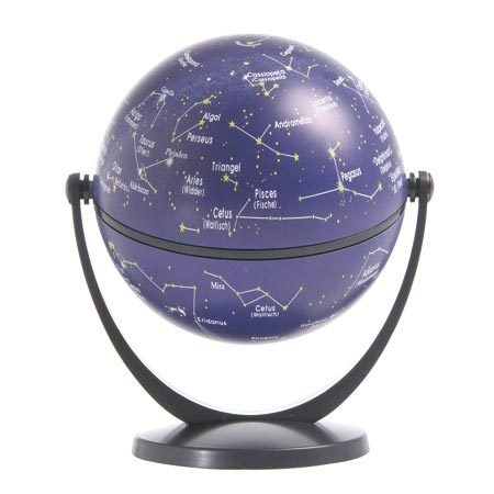 Wereldbol globe 36 mini sterren stella nova 4028465007729 reisboekwinkel de zwerver - Huis lamp wereld nachtkastje ...