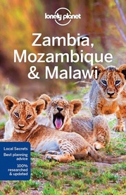 Reisgids Zambia, Mozambique & Malawi | Lonely Planet